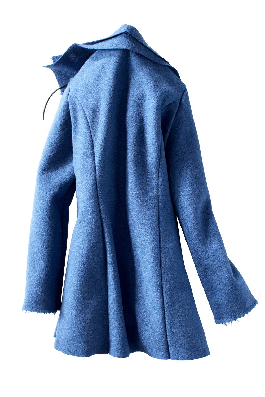 Walk-Mantel-blau